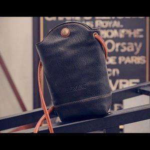 Crossbody 👜 purse leather